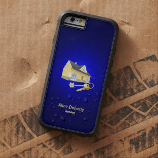 Real Estate Agent Home Tough Xtreme iPhone 6 Case