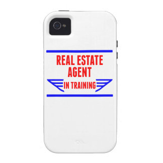 Real Estate Agent In Training Vibe iPhone 4 Case
