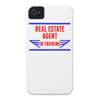 Real Estate Agent In Training iPhone 4 Case