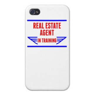 Real Estate Agent In Training iPhone 4/4S Cases