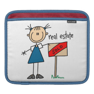 Real Estate Agent Sleeve For iPads