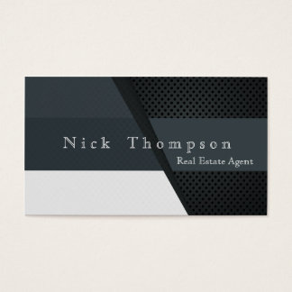 Real Estate Agent IT Manager SEO Specialist Business Card