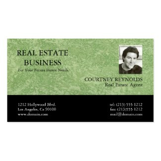 real estate agent marmorino business cards - Real Estate Agent Business Cards