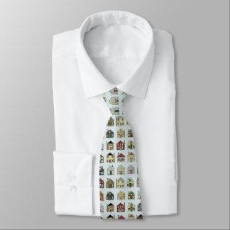 real estate agent neck tie