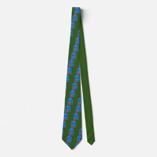 Real Estate Agent Novelty Tie