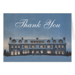 Real Estate Agent or Mortgage Broker Thank You Greeting Cards