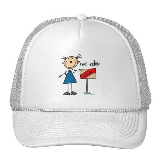 Real Estate Agent Trucker Hat