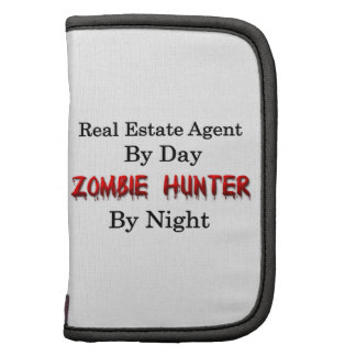 Real Estate Agent/Zombie Hunter Organizers