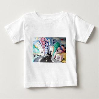 real estate artwork baby T-Shirt