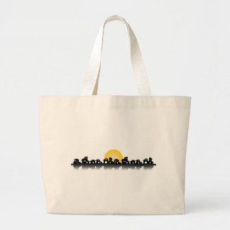 Real estate canvas bags