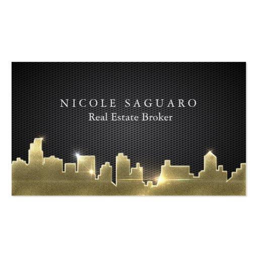 Share broker office design