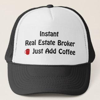 Real Estate Broker Hat
