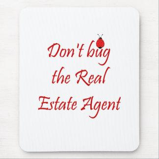 Real Estate Broker Mousepad