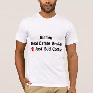 Real Estate Broker T-shirt. T-Shirt