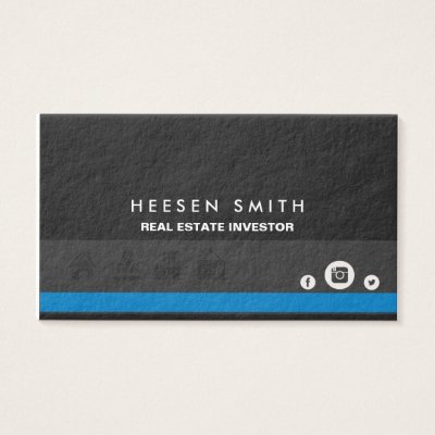 Real estate investor business card zazzle reheart Choice Image