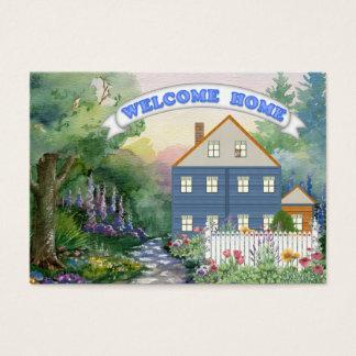 Real Estate Business Card - SRF