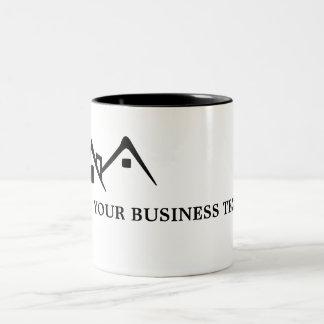 Real Estate Business Mug
