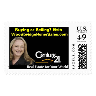 Real Estate - buying or selling Postage