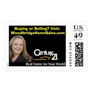 Real Estate - buying or selling Stamp