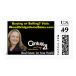Real Estate - buying or selling Stamp