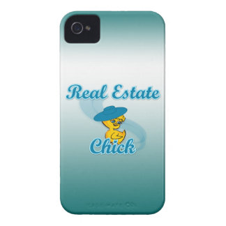Real Estate Chick #3 iPhone4 Case