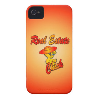 Real Estate Chick #5 iPhone 4 Case-Mate Case