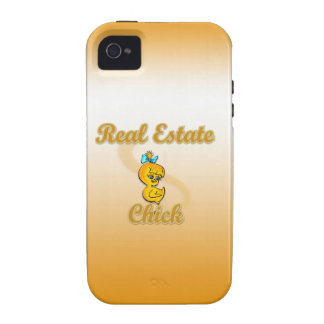 Real Estate Chick Case-Mate iPhone 4 Cover
