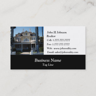 Deluxe business cards templates zazzle real estate deluxe business card colourmoves