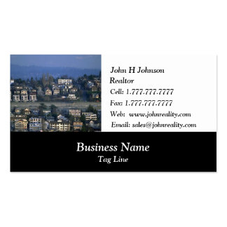 Real Estate Deluxe Business Card