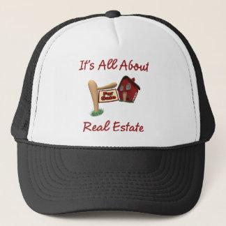 Real Estate Hat