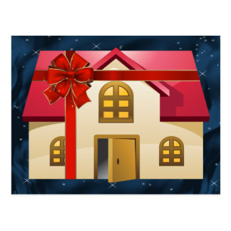 real estate Holiday Cards Postcards
