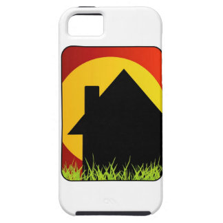Real estate house iPhone 5 cover