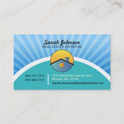 real estate investor business card i buy houses zazzlecom - Real Estate Investor Business Cards