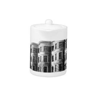 Real Estate Investor Buy the Whole Neighborhood Teapot