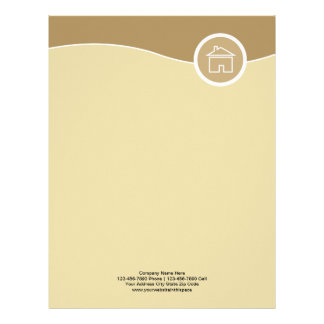 Real Estate Letterhead Stationary