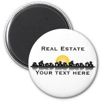 Real estate magnet