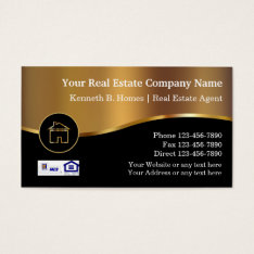 Real Estate MLS Business Cards at Zazzle