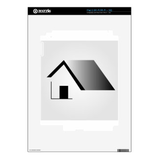 real estate or architecture firm decals for the iPad 2