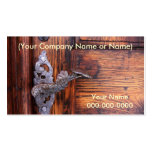 Real Estate/Personal Profile Card Business Card Templates