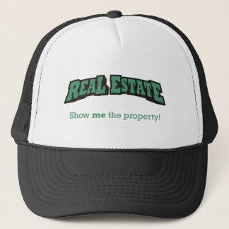 Real Estate / Property Trucker Hat