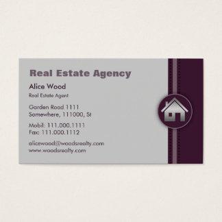 Real Estate | Realtor Business Card
