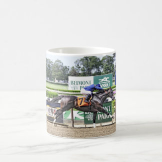 """Real Estate"" ridden by Alex Solis Classic White Coffee Mug"