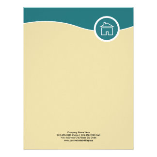 Real Estate Stationary Letterhead