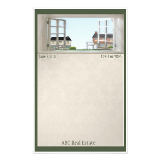 Real Estate Stationery