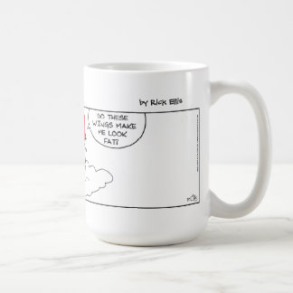 Real Eternal Question Classic White Coffee Mug