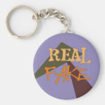 Real Fake Keychains