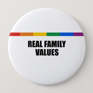 Real Family Values Button