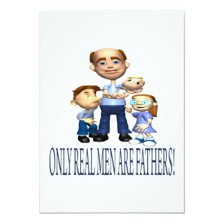 Real Father Card