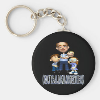 Real Father Keychain