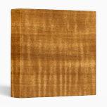 Real Figured Douka Veneer Woodgrain Vinyl Binders
